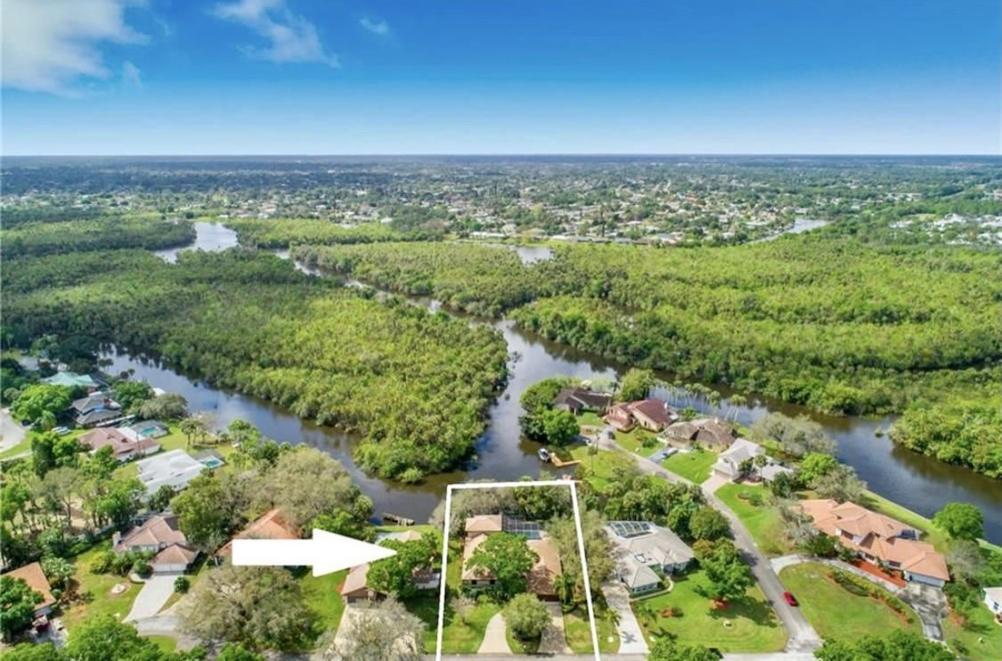 7307 NE Elyse Circle, Port Saint Lucie, FL 34952 - #: RX-10723664