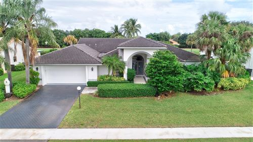 Photo of 16628 Ironwood Drive, Delray Beach, FL 33445 (MLS # RX-10585665)
