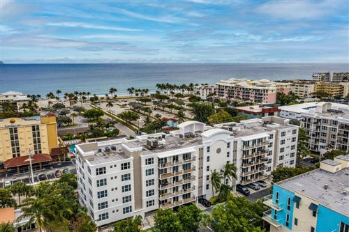 Photo of 101 S Ocean Drive #504, Deerfield Beach, FL 33441 (MLS # RX-10685665)