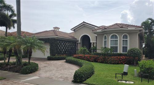 Photo of 342 Charroux Drive, Palm Beach Gardens, FL 33410 (MLS # RX-10726665)