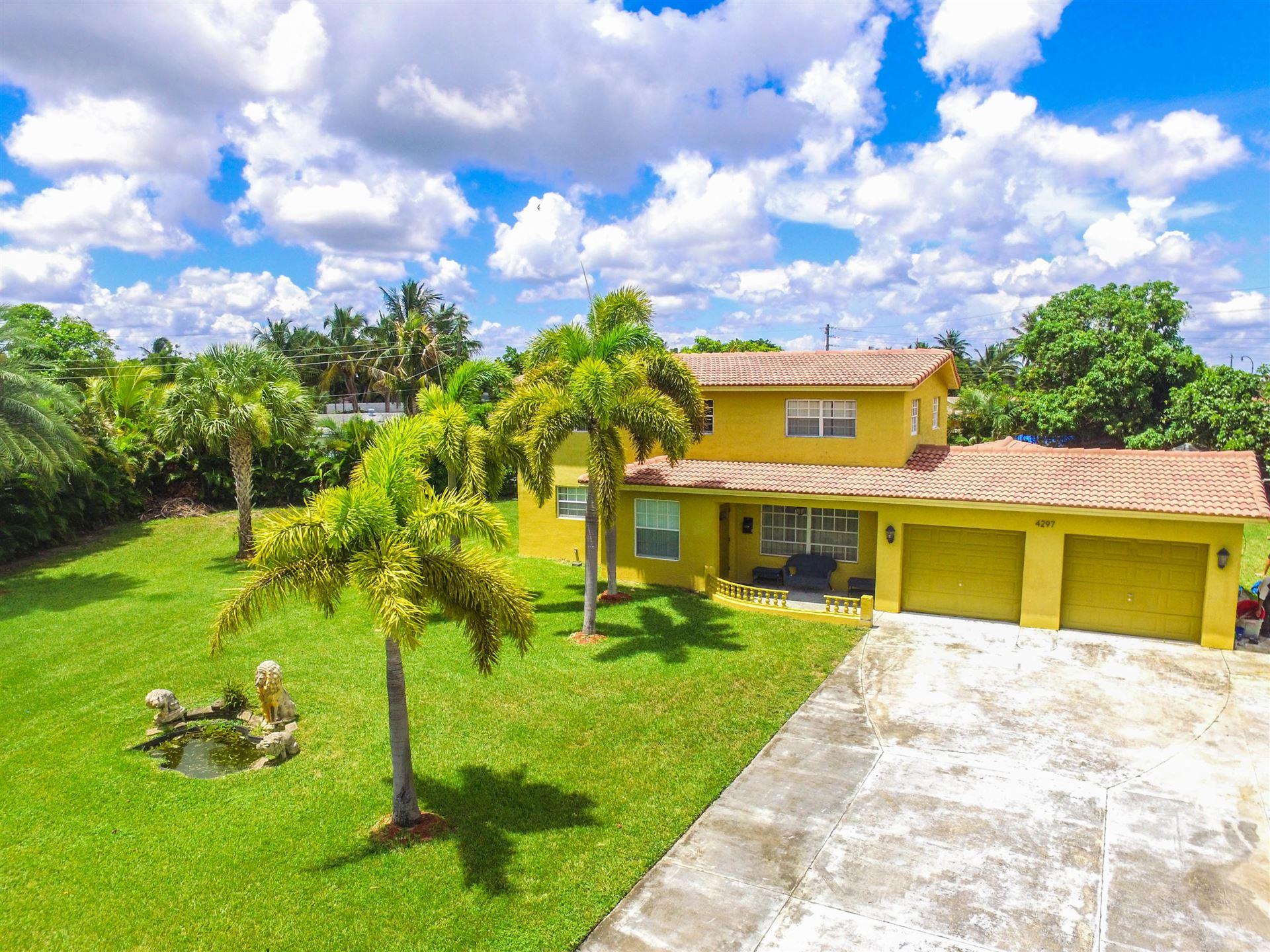 4297 NW 34 Ter Terrace, Lauderdale Lakes, FL 33309 - #: RX-10618665