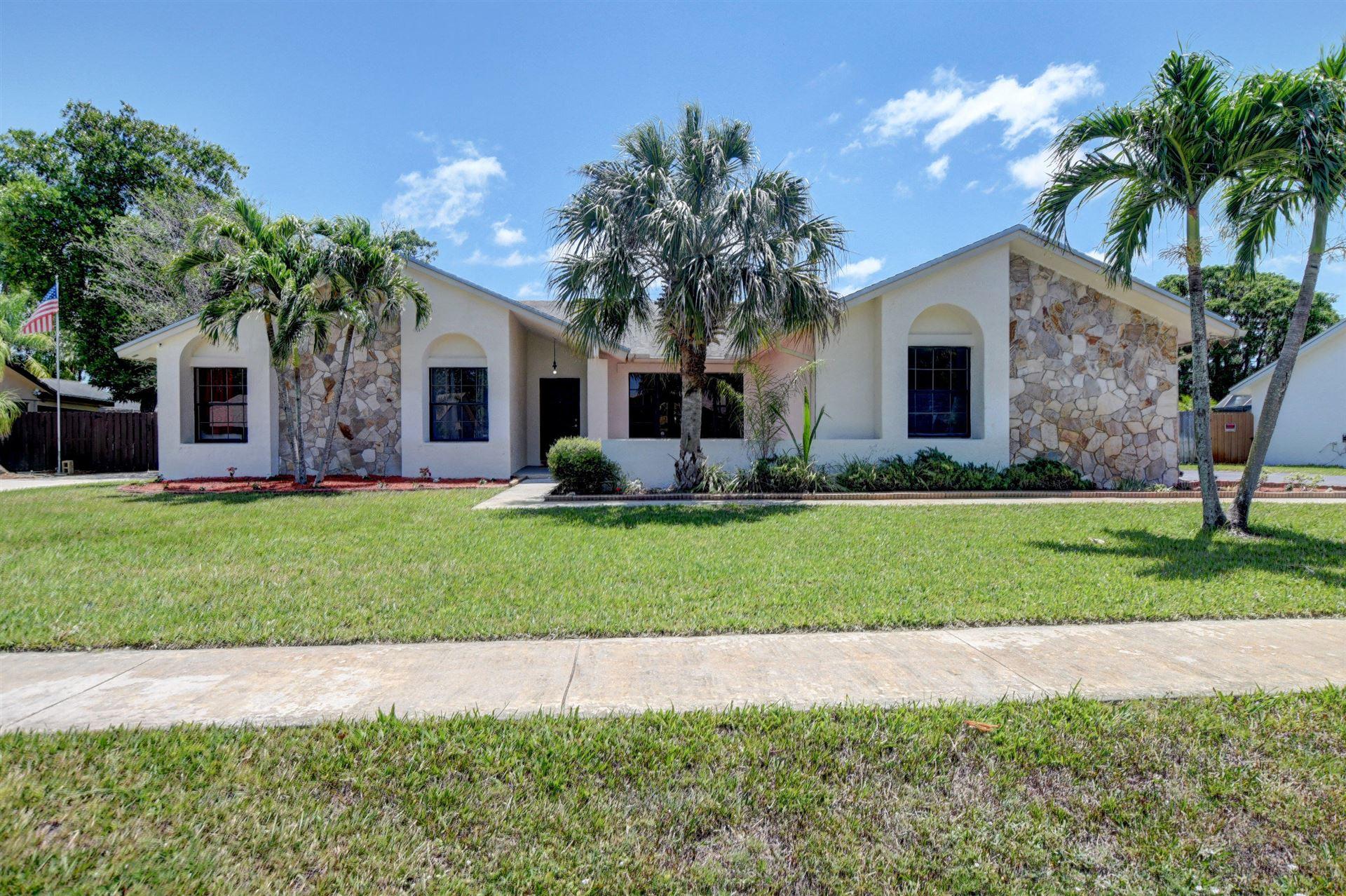 18348 104th Terrace S, Boca Raton, FL 33498 - #: RX-10713665