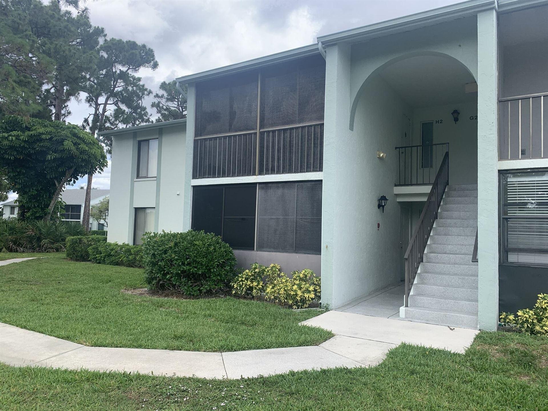 3658 Alder Drive #H2, West Palm Beach, FL 33417 - MLS#: RX-10723665