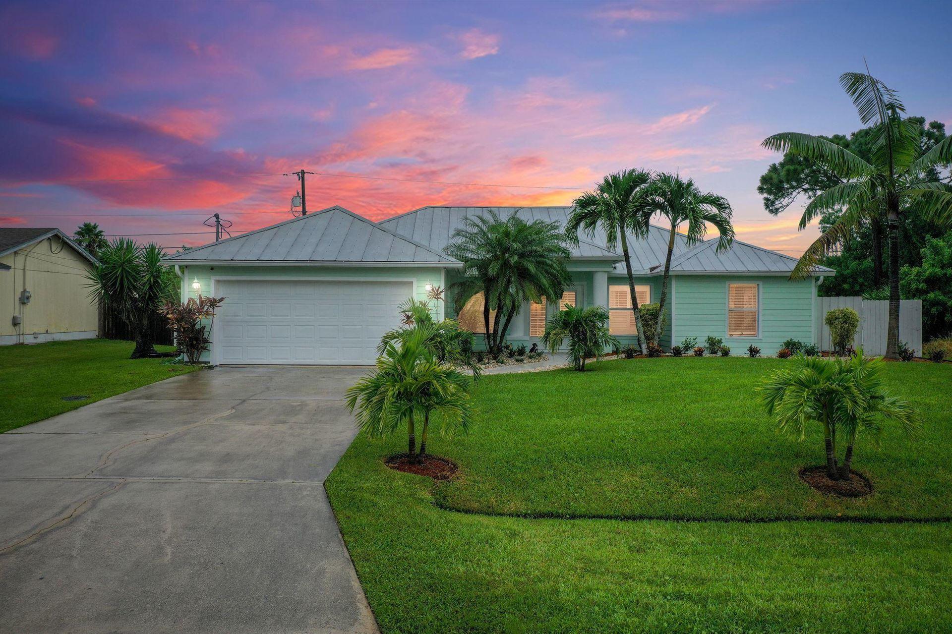 1049 SW Janar Avenue, Port Saint Lucie, FL 34953 - #: RX-10735665