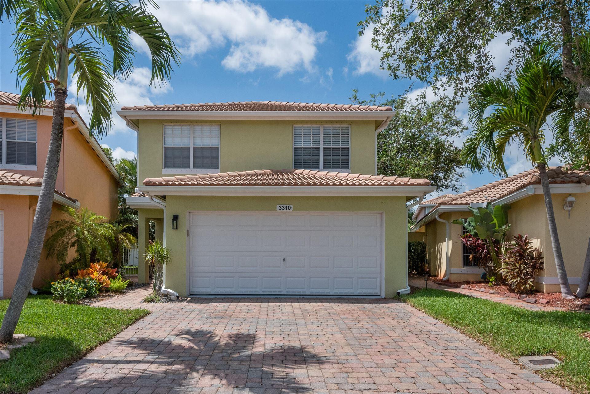 3310 Blue Fin Drive, West Palm Beach, FL 33411 - MLS#: RX-10743665