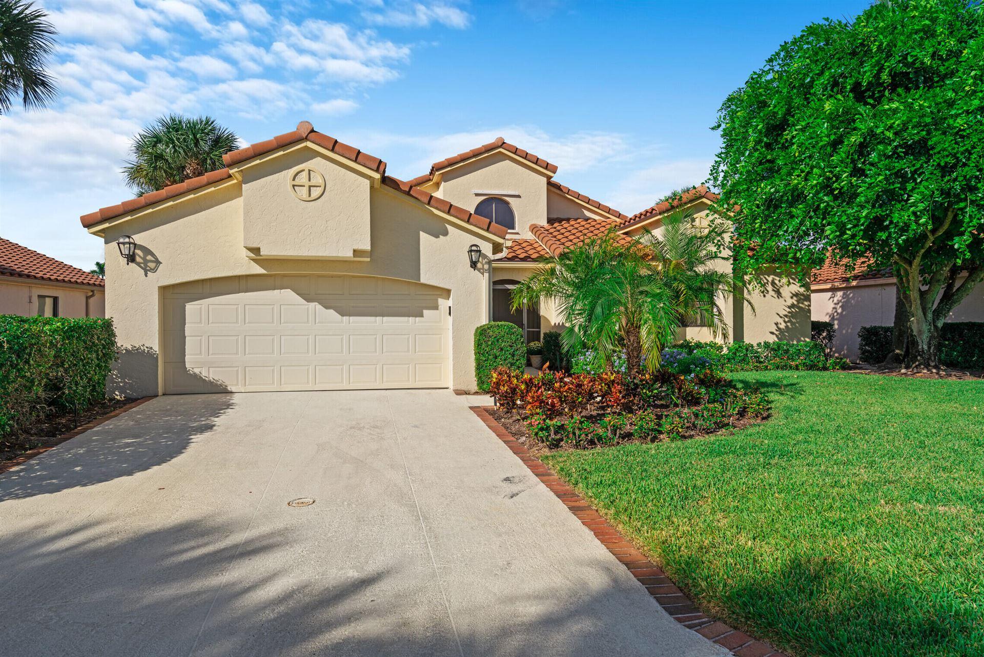 Photo of 16663 Hidden Cove Drive, Jupiter, FL 33477 (MLS # RX-10750665)
