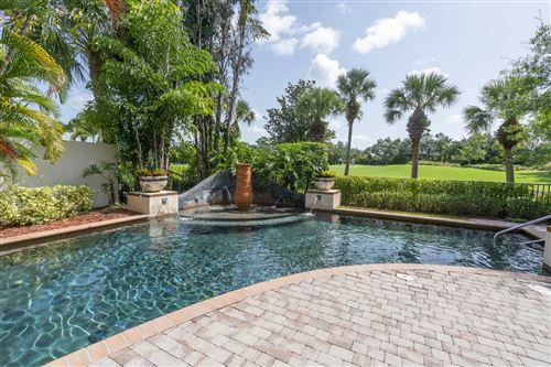 Photo of 107 Porto Vecchio Way, Palm Beach Gardens, FL 33418 (MLS # RX-10638666)