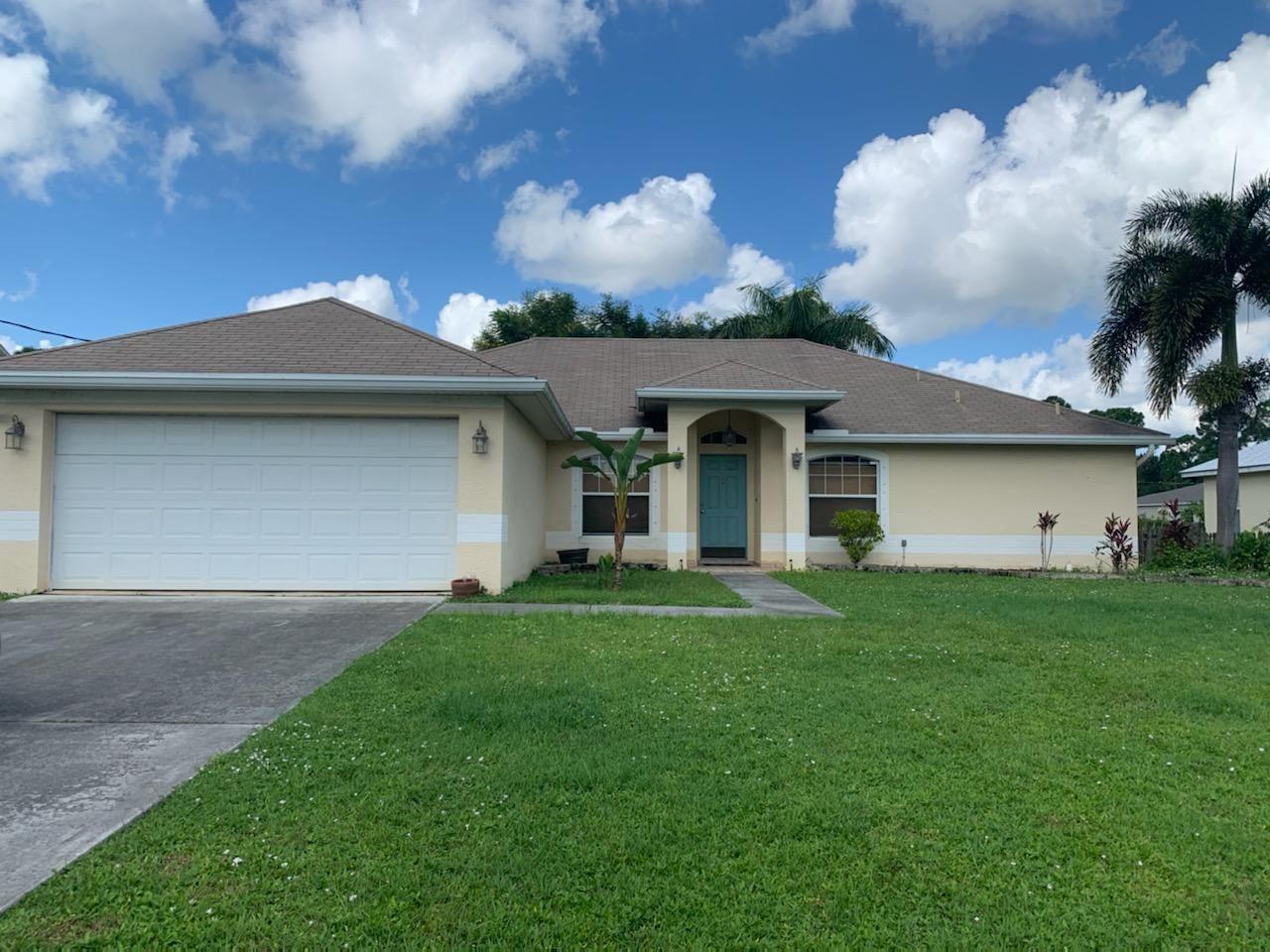 3350 SW Martin Street, Port Saint Lucie, FL 34953 - #: RX-10657666