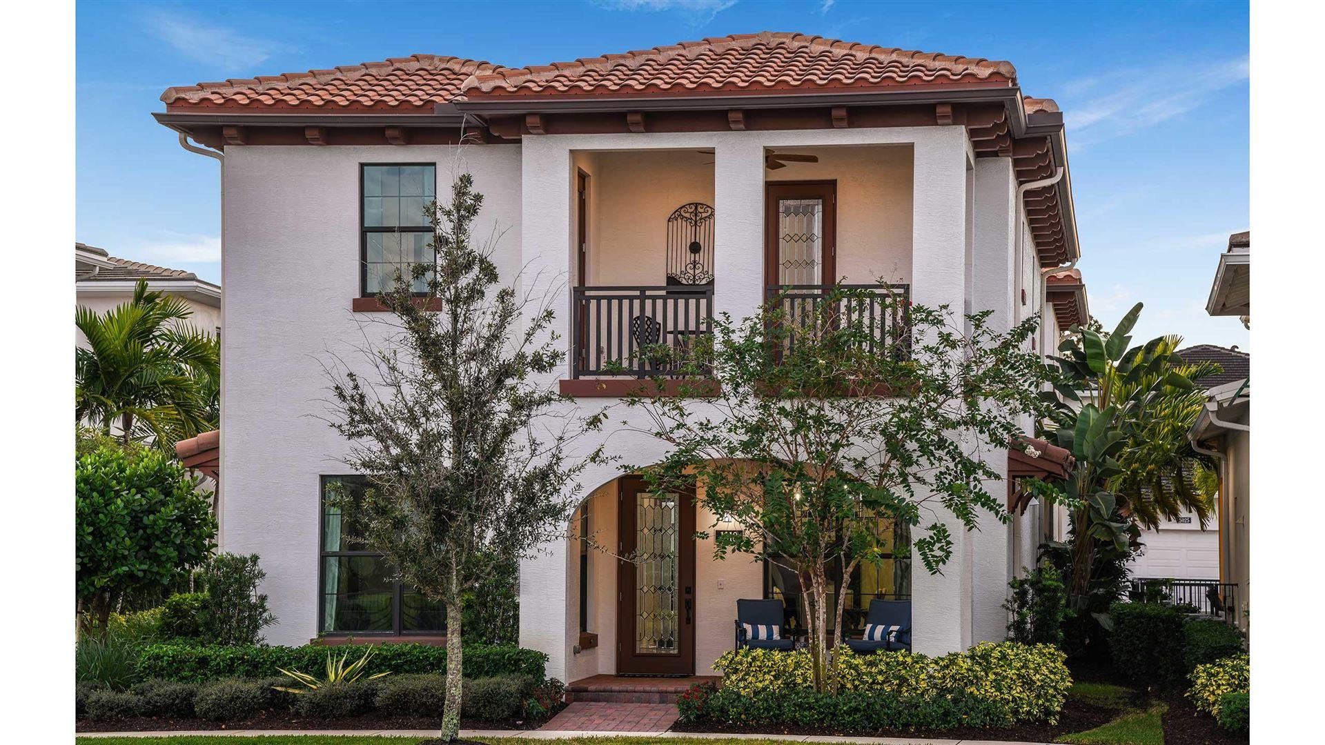 Photo of 13317 Machiavelli Way, Palm Beach Gardens, FL 33418 (MLS # RX-10682666)