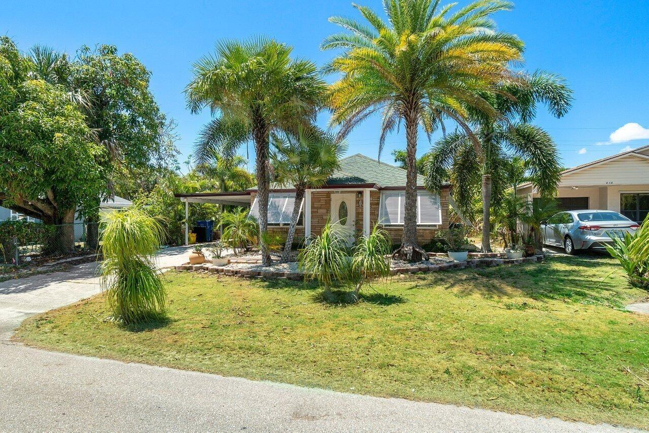 610 W Mango Street, Lantana, FL 33462 - MLS#: RX-10718666