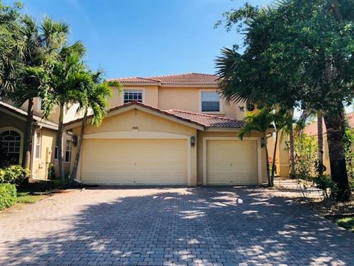 Photo of 7585 Via Luria, Lake Worth, FL 33467 (MLS # RX-10589667)
