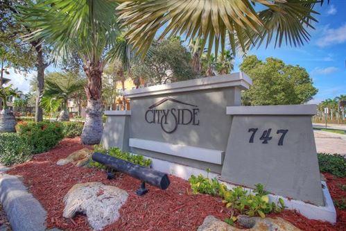 Photo of 410 Amador Lane #7, West Palm Beach, FL 33401 (MLS # RX-10626667)