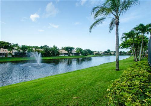 Photo of Listing MLS rx in 5512 Grande Palm Circle Delray Beach FL 33484