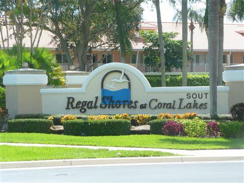 Foto de inmueble con direccion 5914 Regal Glen Drive #207 Boynton Beach FL 33437 con MLS RX-10649667