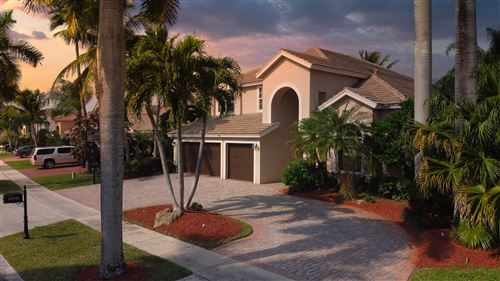 Photo of 12311 Riverfalls Court, Boca Raton, FL 33428 (MLS # RX-10709667)