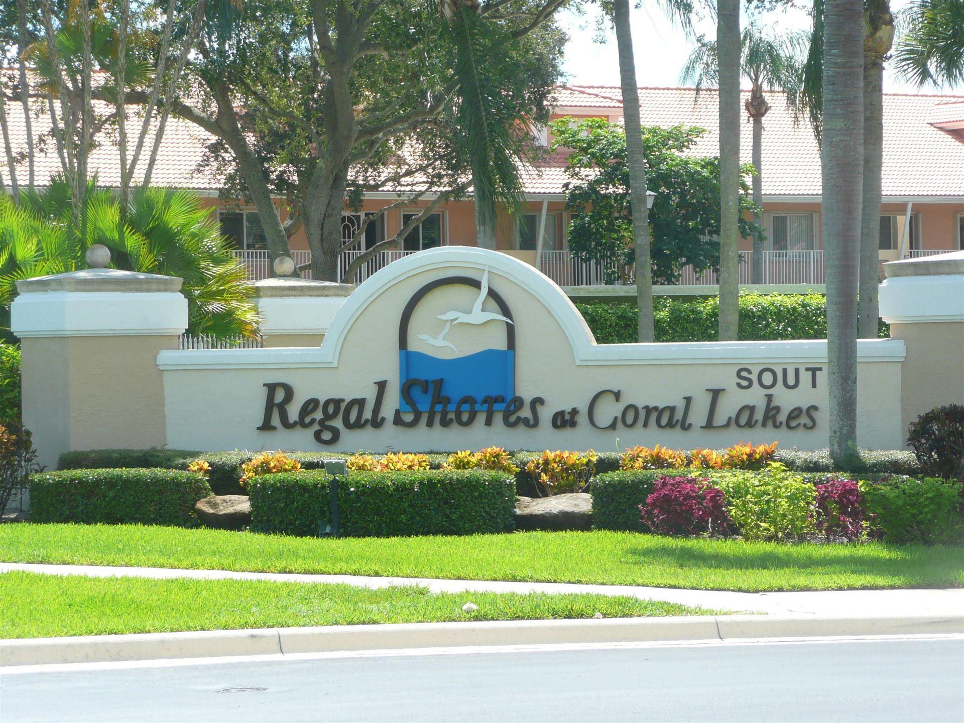 5914 Regal Glen Drive #207, Boynton Beach, FL 33437 - #: RX-10649667