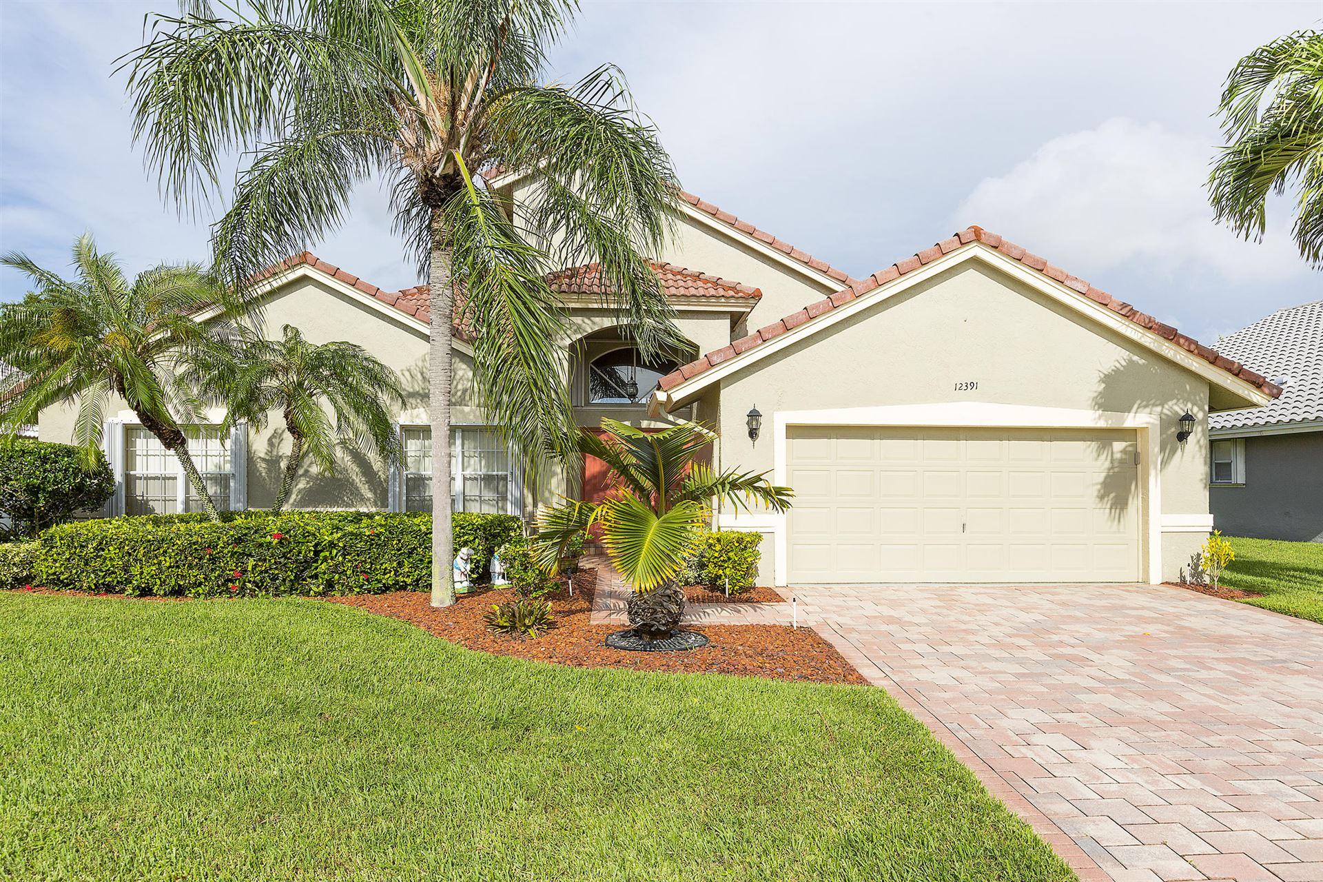 12391 Divot Drive, Boynton Beach, FL 33437 - #: RX-10672667