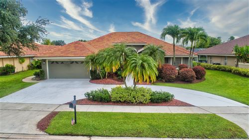 Photo of 22317 Collington Drive, Boca Raton, FL 33428 (MLS # RX-10628668)