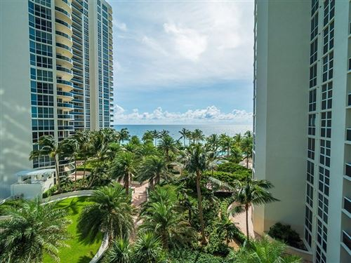Photo of 3100 N Ocean Boulevard #802, Fort Lauderdale, FL 33308 (MLS # RX-10657668)