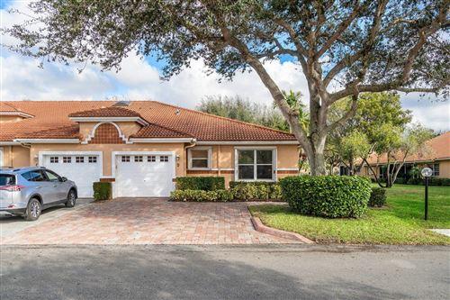 Photo of 9857 Summerbrook Terrace #D, Boynton Beach, FL 33437 (MLS # RX-10687668)