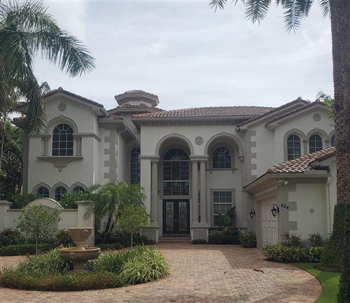 Photo of 624 Hermitage Circle, Palm Beach Gardens, FL 33410 (MLS # RX-10726668)