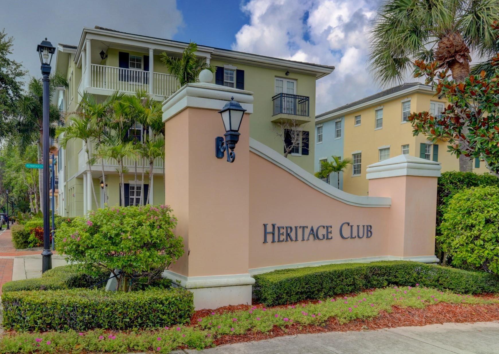 1022 E Heritage Club Circle E, Delray Beach, FL 33483 - #: RX-10643668