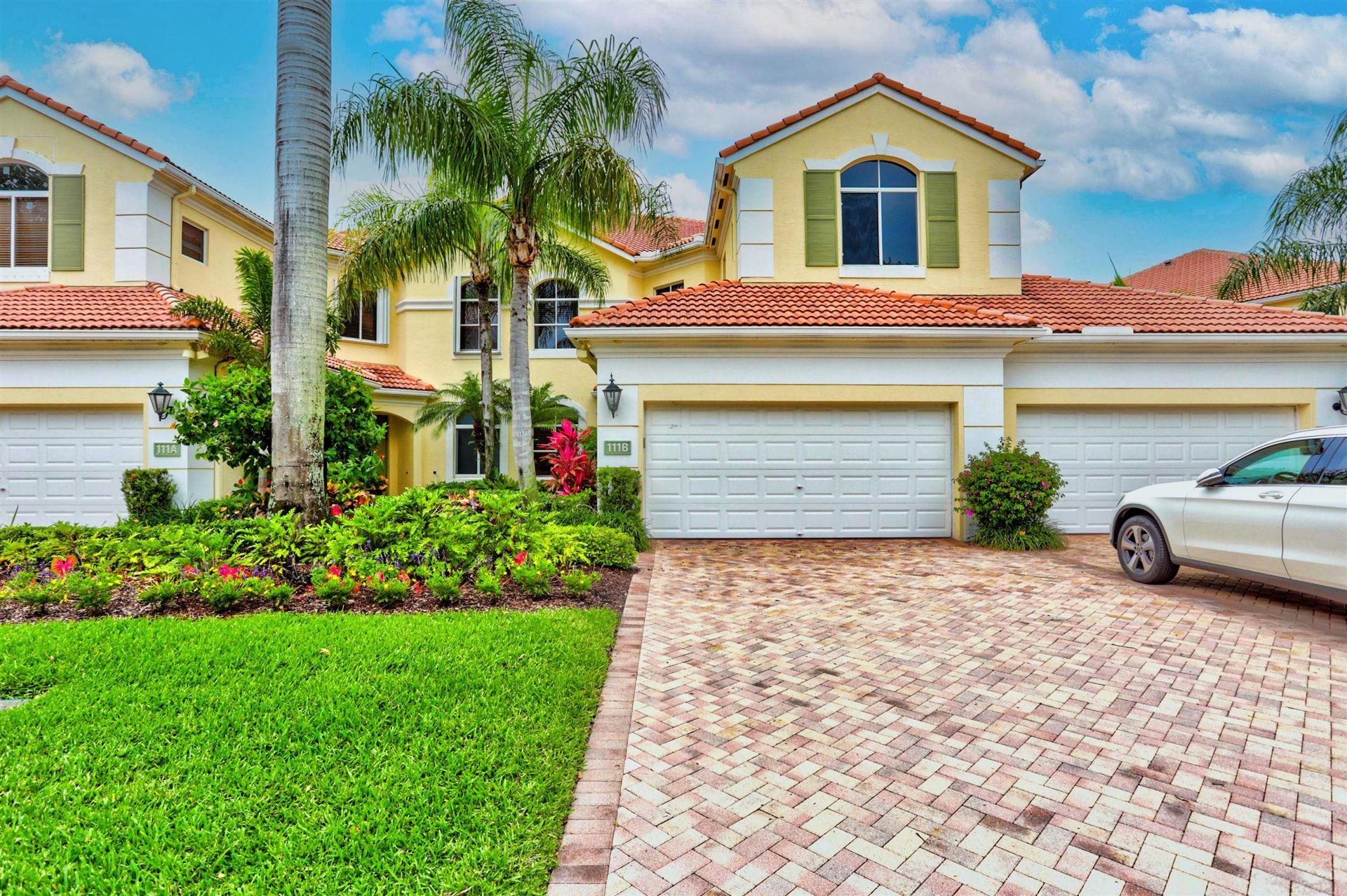 Photo of 111 Palm Bay Lane #B, Palm Beach Gardens, FL 33418 (MLS # RX-10708668)