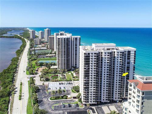 Photo of Listing MLS rx in 5380 N Ocean Drive #12c Riviera Beach FL 33404