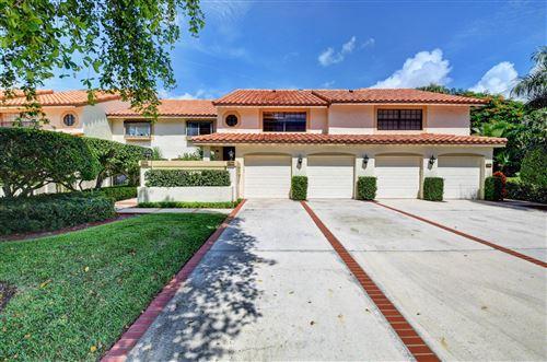 Photo of 7755 La Mirada Drive, Boca Raton, FL 33433 (MLS # RX-10745669)