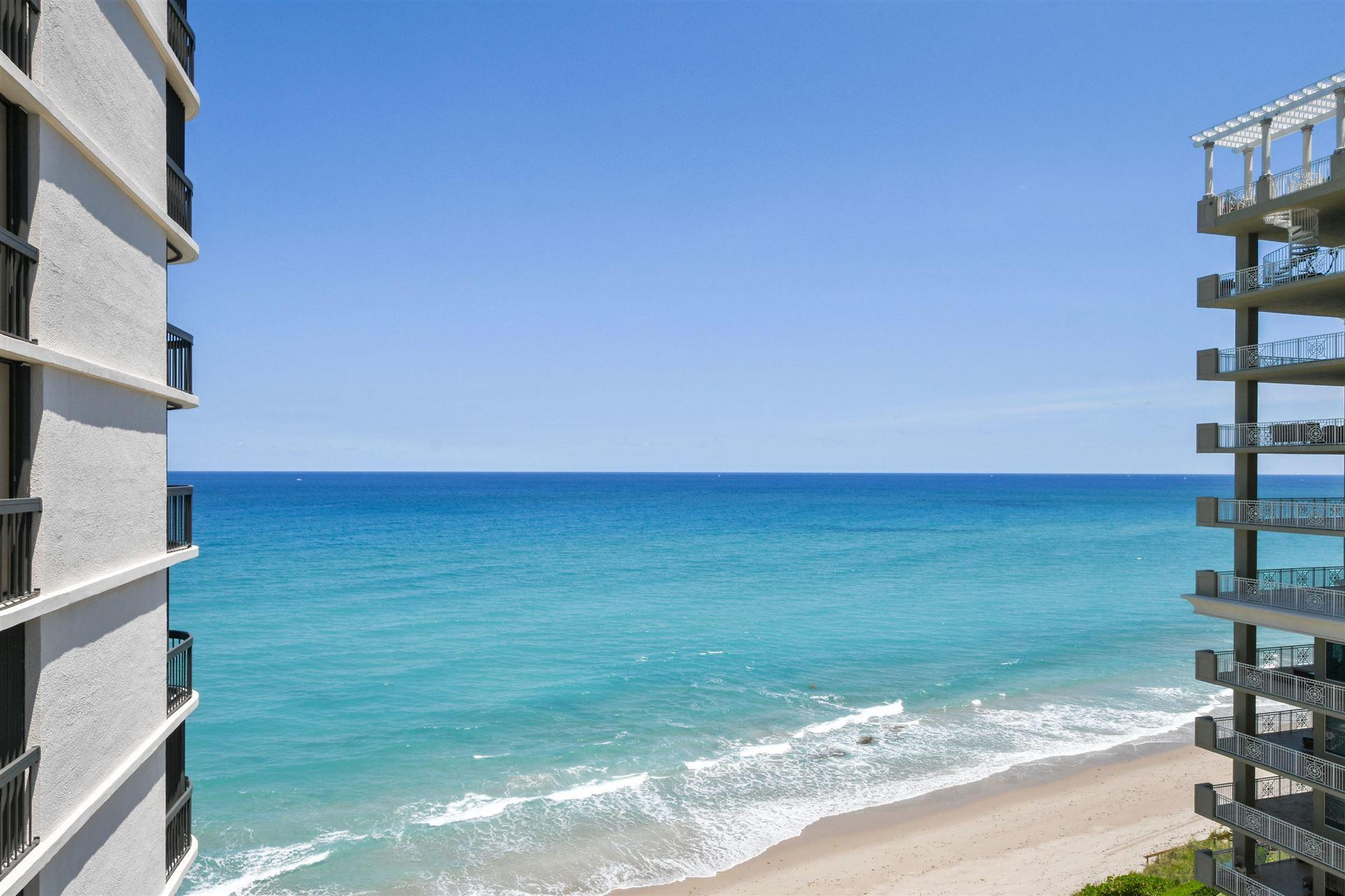 Photo of 5380 N Ocean Drive #12c, Riviera Beach, FL 33404 (MLS # RX-10621669)