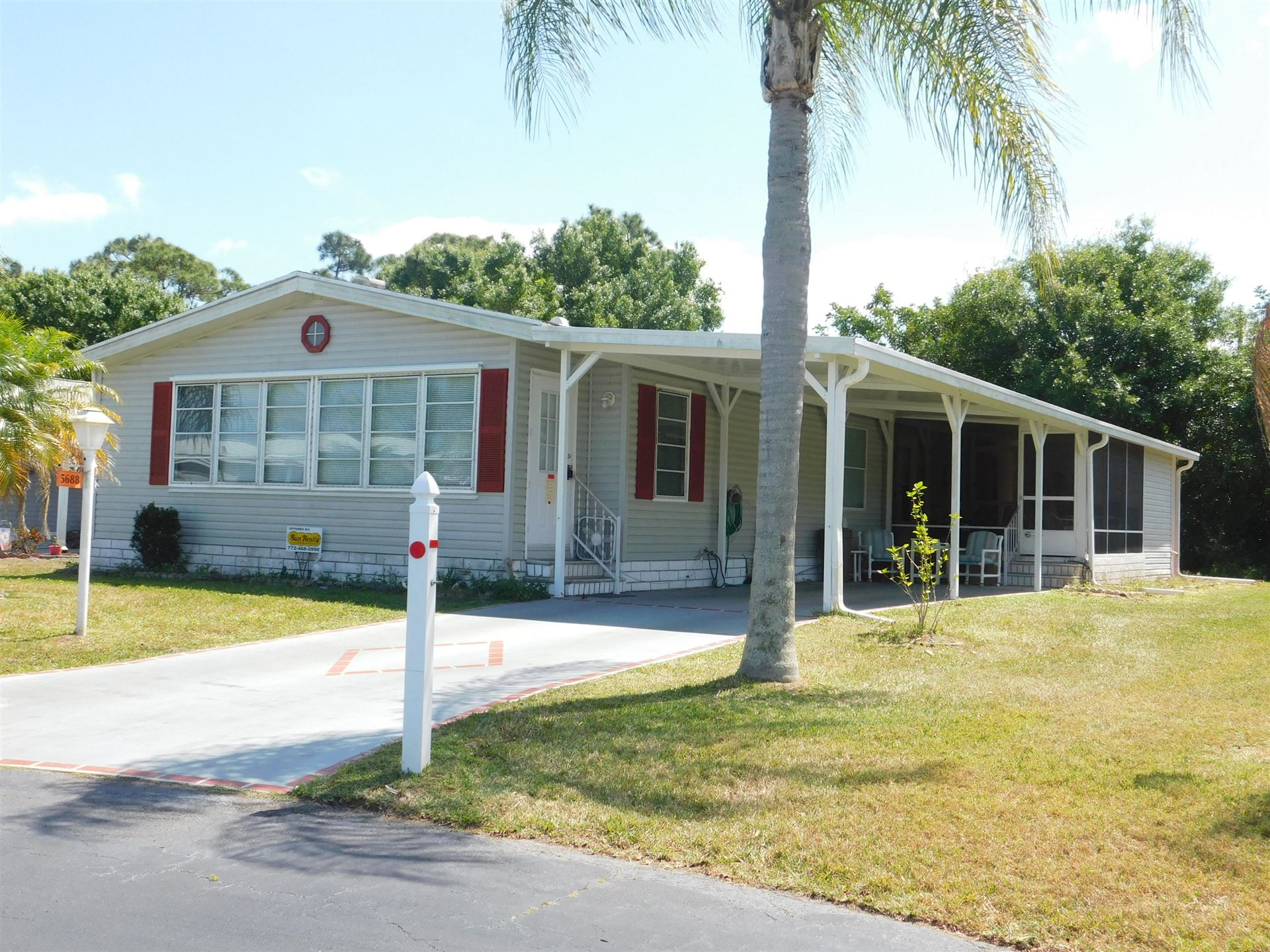 5688 Hemingway Court, Fort Pierce, FL 34982 - #: RX-10644669
