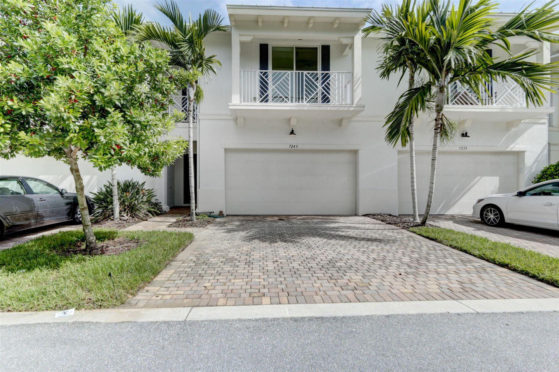 7243 Oxford Court, Palm Beach Gardens, FL 33418 - #: RX-10652669
