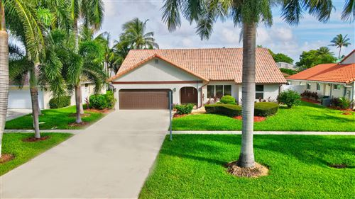Photo of 371 S Country Club Boulevard, Boca Raton, FL 33487 (MLS # RX-10661670)