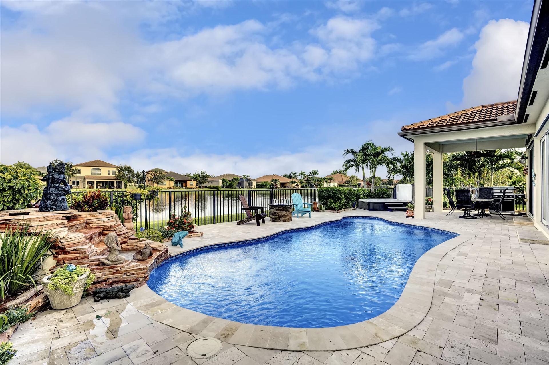 2366 Bellarosa Circle, Royal Palm Beach, FL 33411 - #: RX-10654670