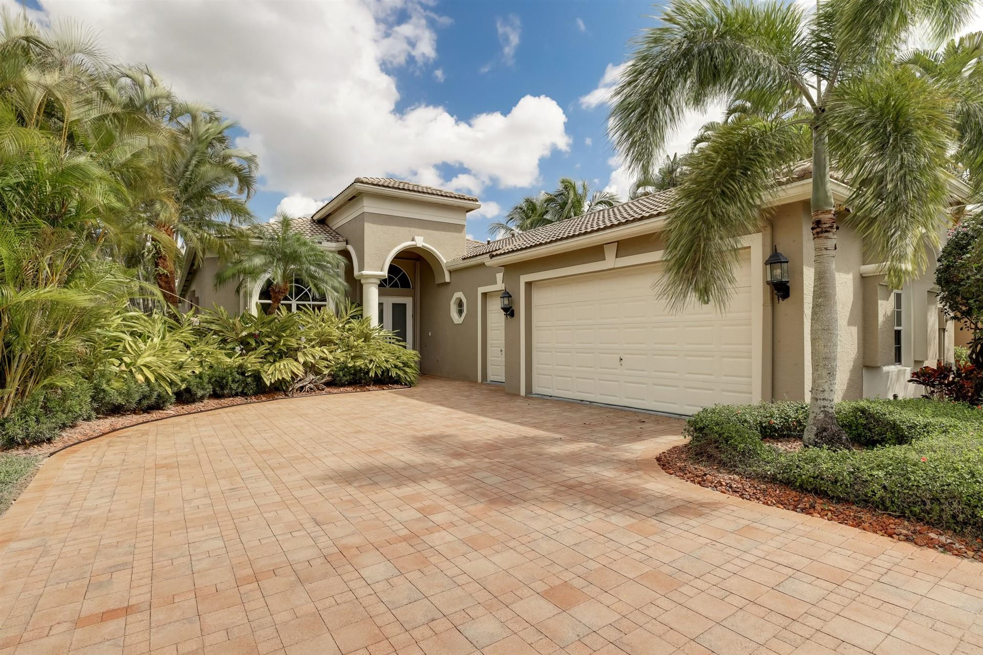 Photo of 4082 Manchester Lake Drive, Lake Worth, FL 33449 (MLS # RX-10695670)