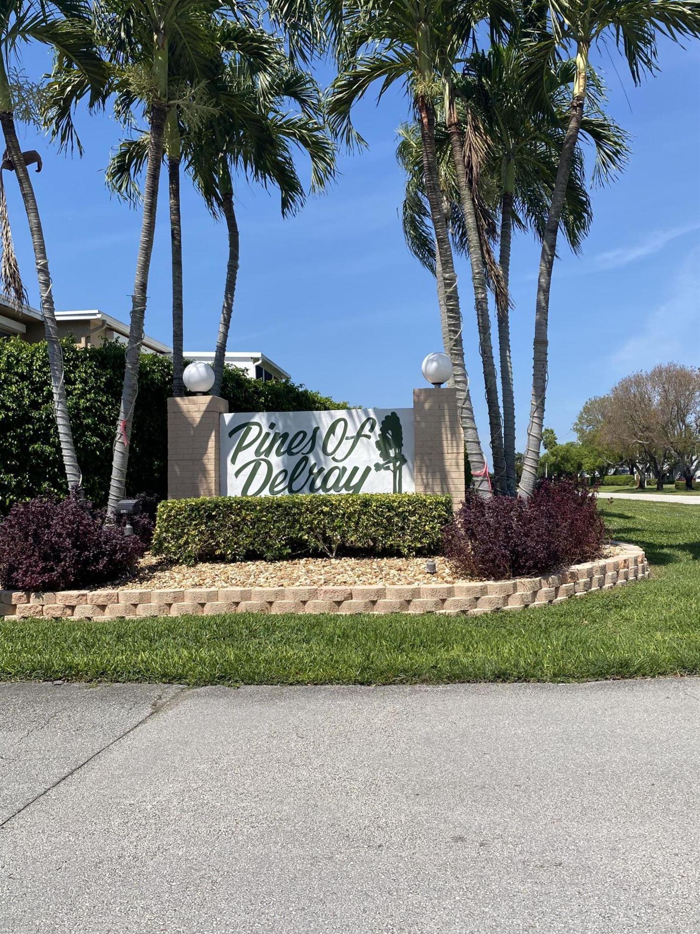 Photo of 1051 Orange Ter 101 Terrace #101, Delray Beach, FL 33445 (MLS # RX-10708670)