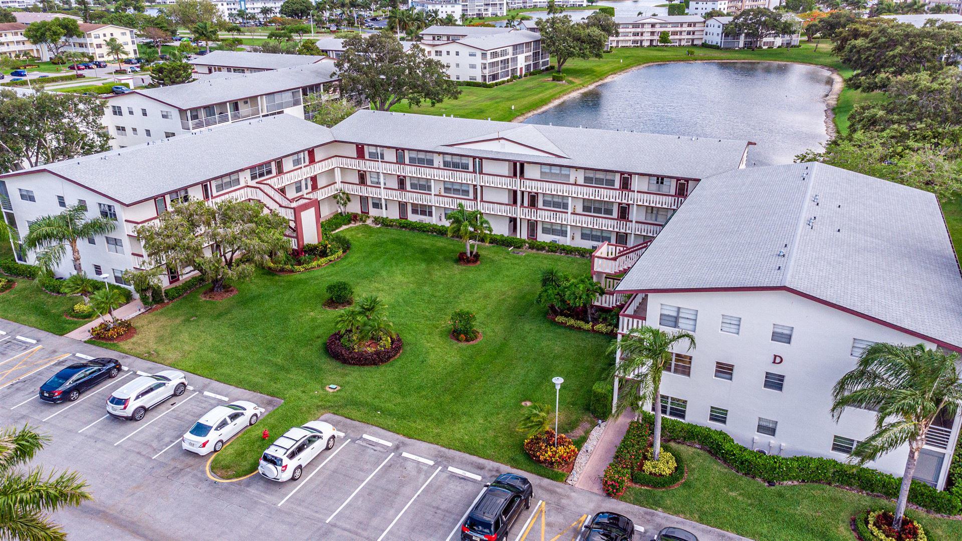 167 Fanshaw D, Boca Raton, FL 33434 - #: RX-10722670