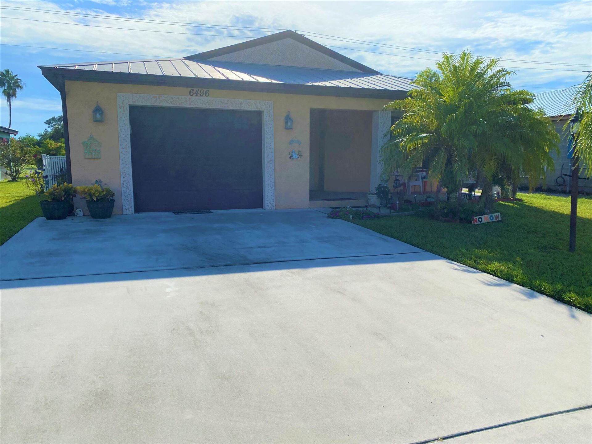 Photo of 6496 Alemendra Street, Fort Pierce, FL 34951 (MLS # RX-10746670)