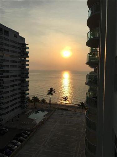 Photo of 3410 E Galt Ocean Drive #909n, Fort Lauderdale, FL 33308 (MLS # RX-10606671)