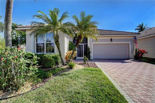 Photo of 8812 Creston Lane, Boynton Beach, FL 33472 (MLS # RX-10687671)