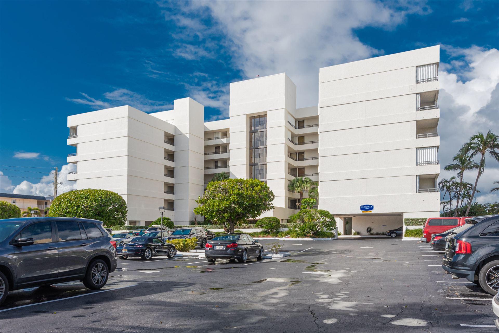3555 S Ocean Boulevard #611, South Palm Beach, FL 33480 - MLS#: RX-10672671