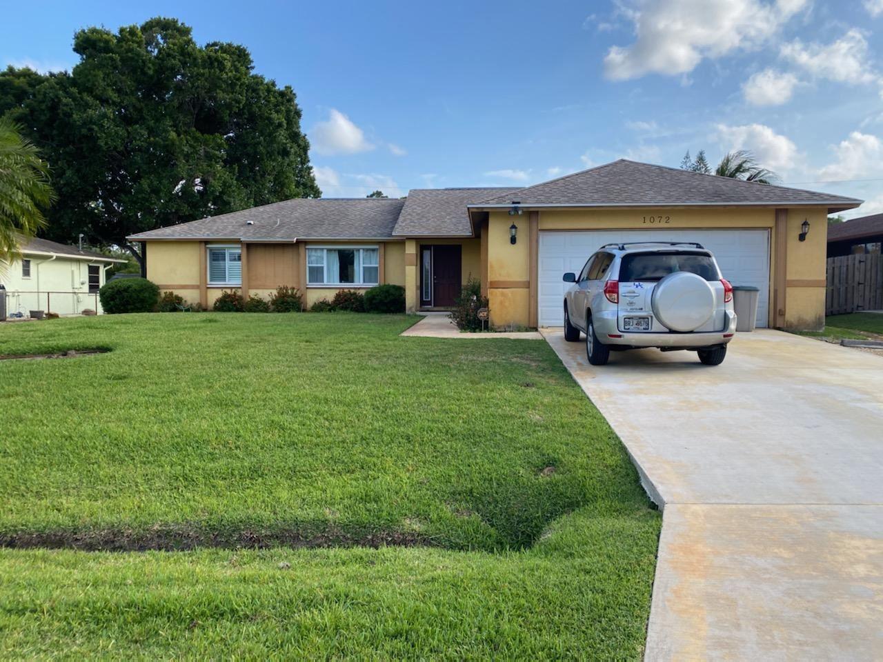 1072 SE Seagrass Avenue, Port Saint Lucie, FL 34983 - MLS#: RX-10721671