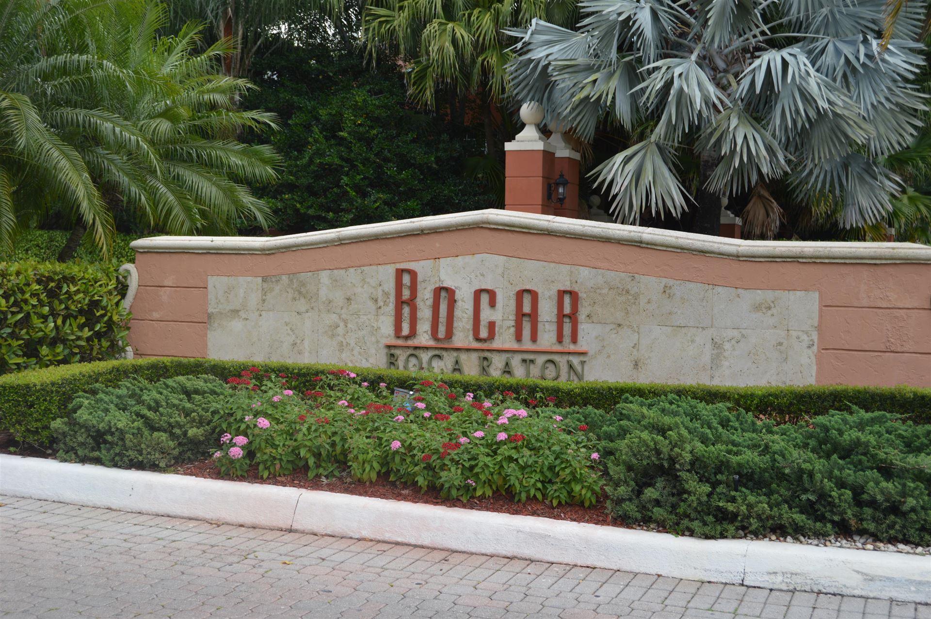 3237 Clint Moore Road #105, Boca Raton, FL 33496 - MLS#: RX-10740671