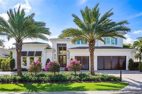 Photo of 148 Thatch Palm Cove, Boca Raton, FL 33432 (MLS # RX-10686672)