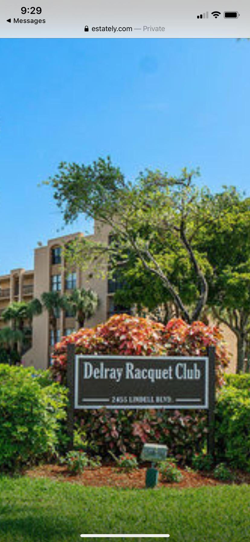 955 Egret Circle #201, Delray Beach, FL 33444 - #: RX-10658672