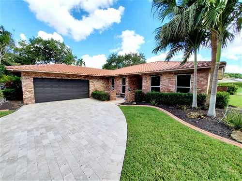 Photo of 10027 Ramblewood Drive, Coral Springs, FL 33071 (MLS # RX-10748673)