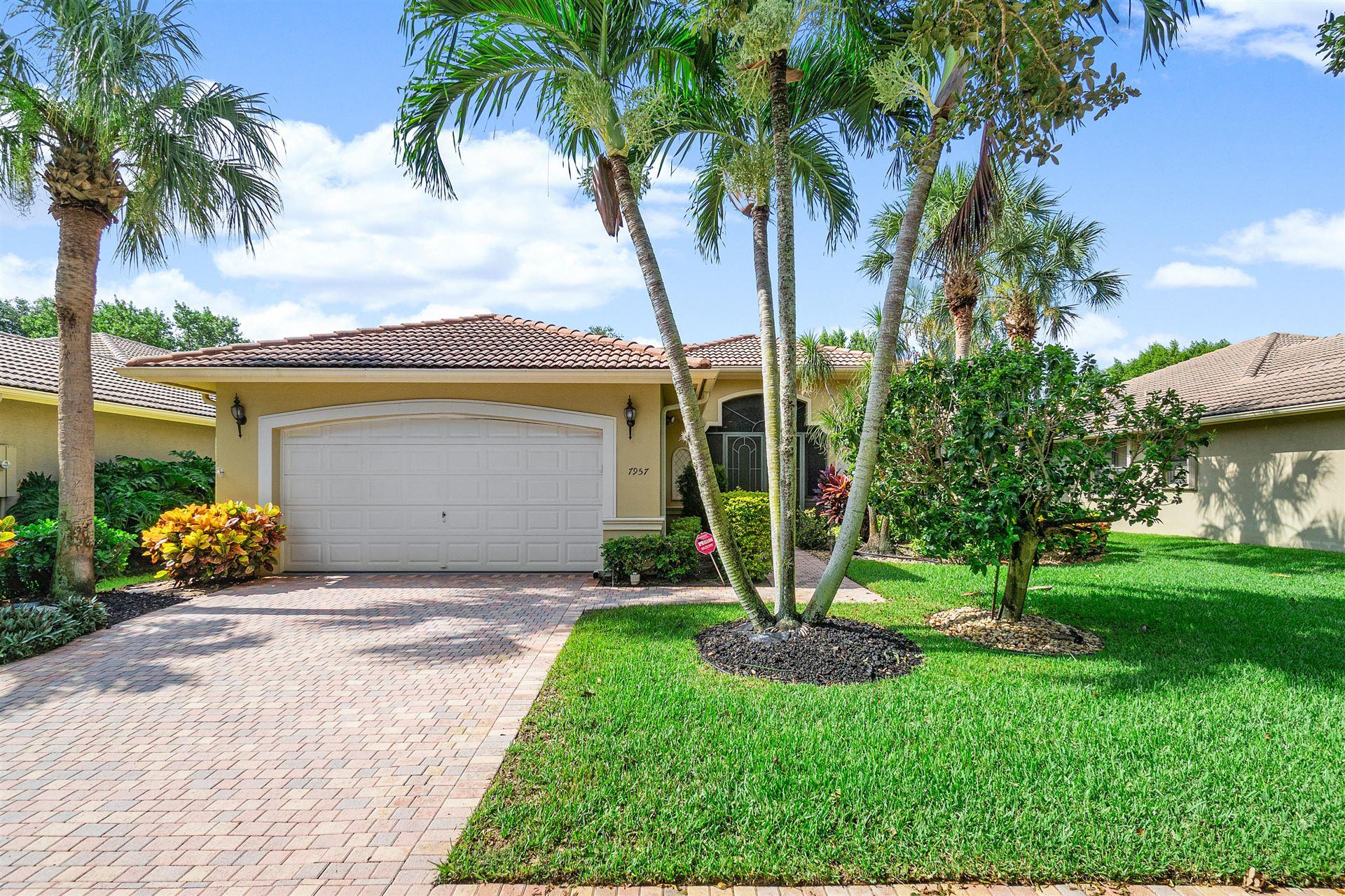 7957 Via Grande, Boynton Beach, FL 33437 - #: RX-10644673