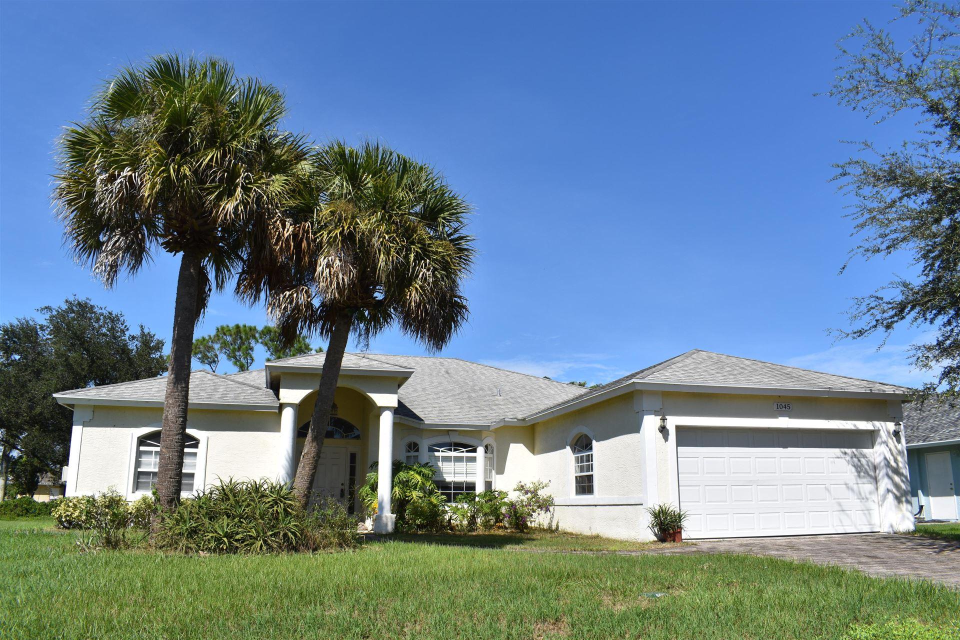 1045 SE Bywood Avenue, Port Saint Lucie, FL 34983 - #: RX-10651673