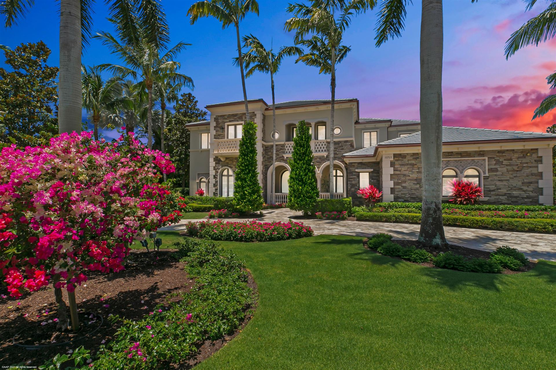11715 Tulipa Court, Palm Beach Gardens, FL 33418 - #: RX-10718673