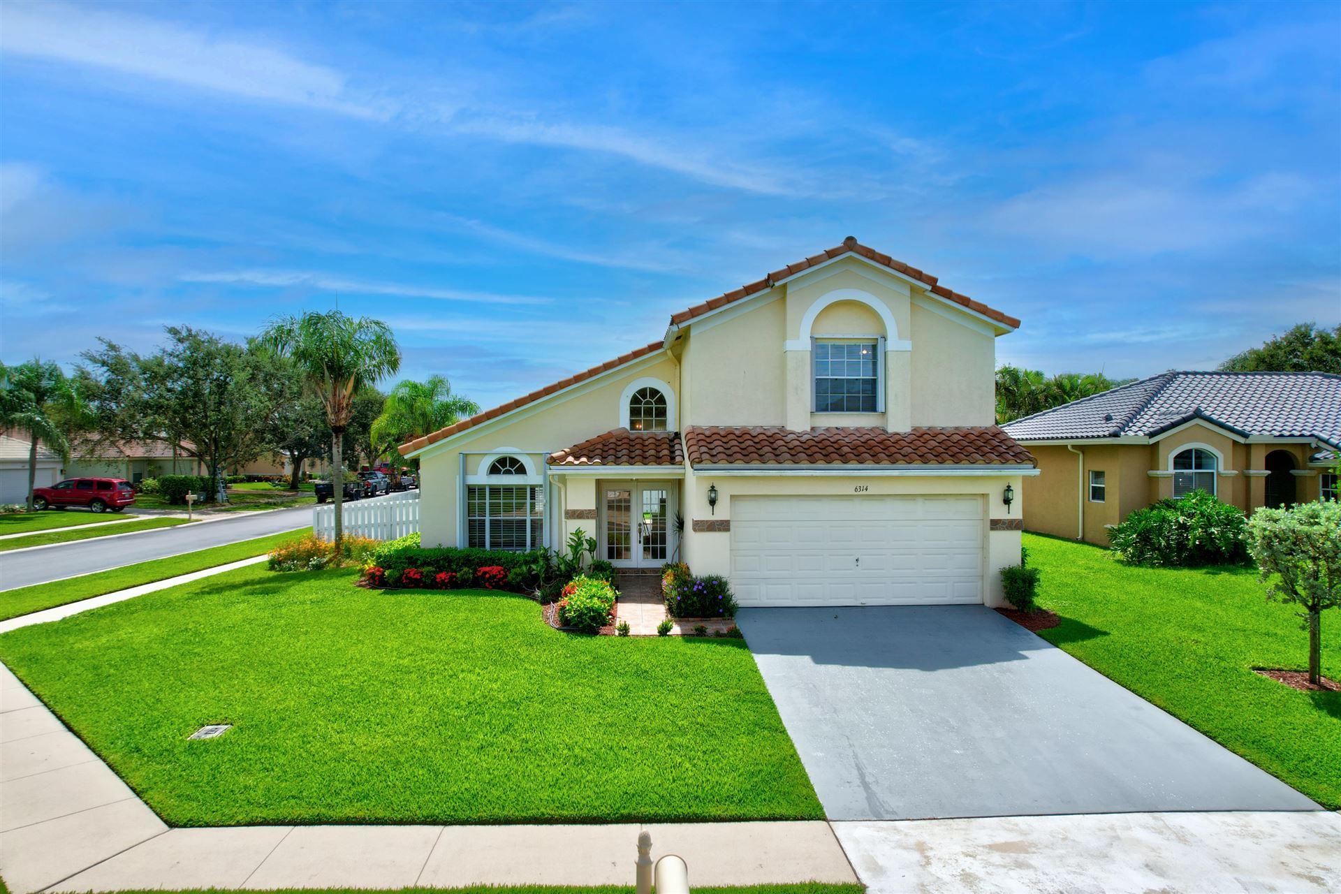 6314 Dornich Lane, Lake Worth, FL 33463 - MLS#: RX-10721673